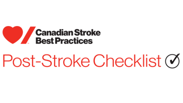 Post-Stroke Checklist Logo