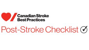Post-Stroke Checklist Logo